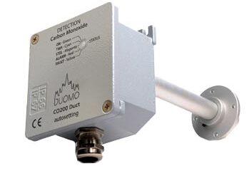 CO200 Duct – Carbon Monoxide Duct Gas Sensor