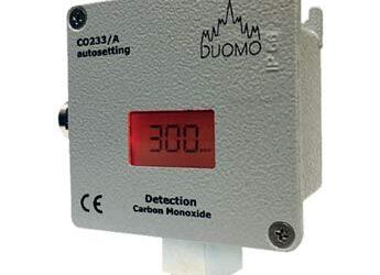 CO233/A – Carbon Monoxide Gas Sensor with Display