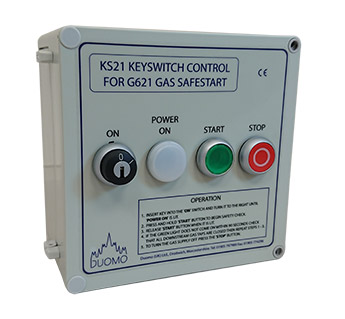KS21- KeyStart 21 Controller use with G621 in Kitchens