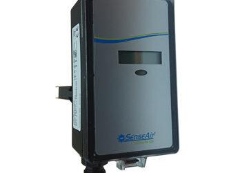 aSENSE K – Senseair Duct Mounted CO2 & Temperature Sensor