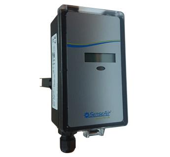 aSENSE K - Senseair Duct Mounted CO2 & Temperature Sensor