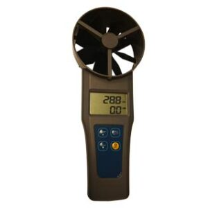 Aircheck - Anemometer Bluetooth Air Flow, Temp, Humidity & CO2