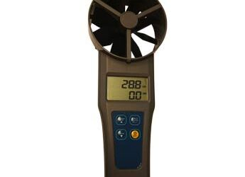 Aircheck – Anemometer Bluetooth Air Flow, Temp, Humidity & CO2