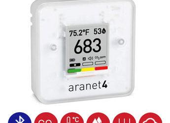 Aranet4 PRO Sensor