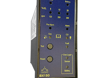 BX150 – 1 Channel Panel Mounted Controller