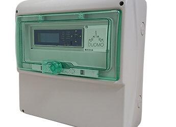 BX316 – 2 Channel 16 Sensor Gas Detection Controller