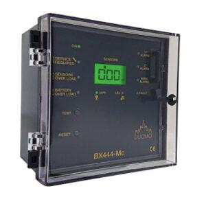 BX444Mc - 4 Channel Gas Detection Controller