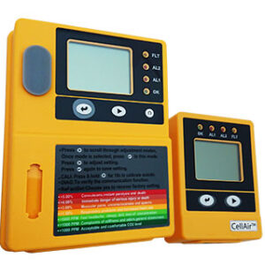 Cellair - Pub Cellar CO2 Alarm with Remote Display