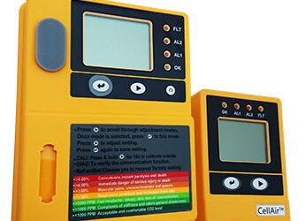 Cellair – Pub Cellar CO2 Remote Display Monitor