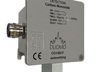 CO100P – Car Park Carbon Monoxide Gas Sensor