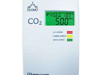 CO2MC – Carbon Dioxide, Temp & RH Monitor