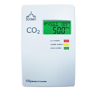 CO2MC - Carbon Dioxide, Temp & RH Monitor
