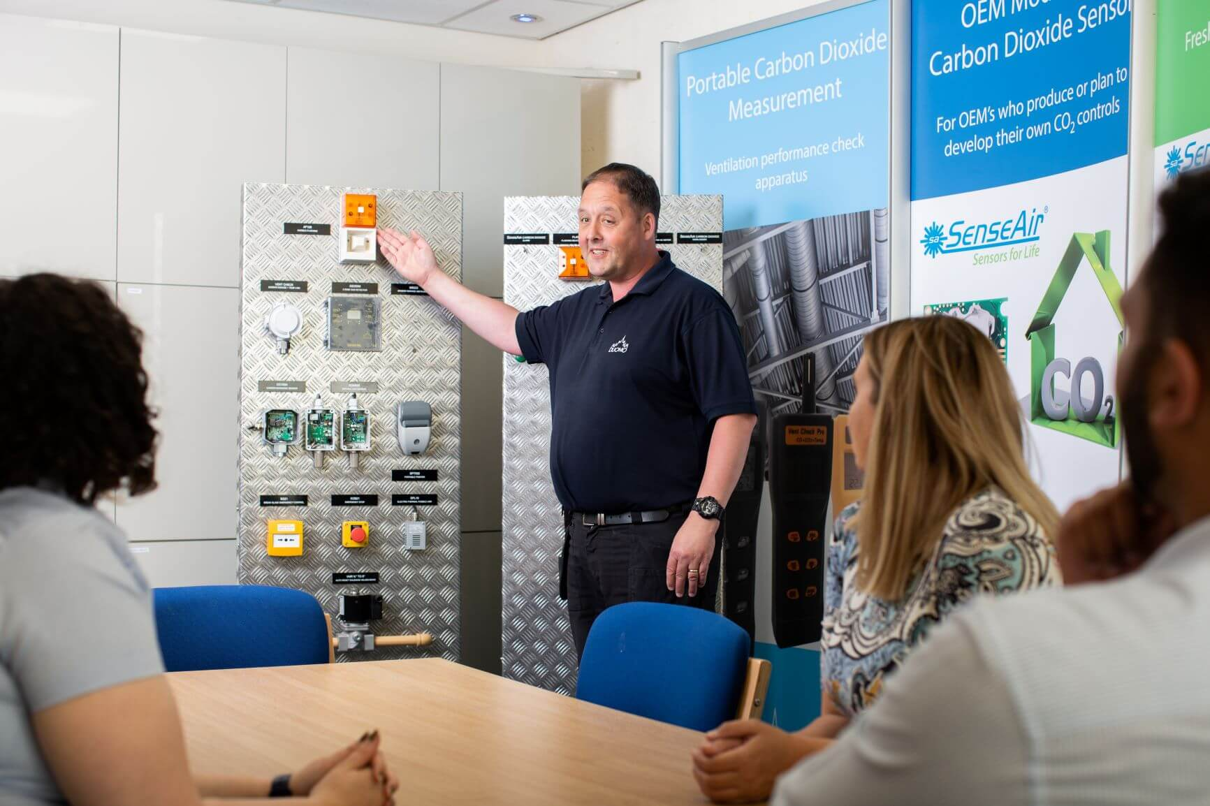Gas Detection & Proving Training