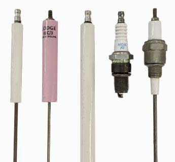 Ignition & Flame Detection Electrodes