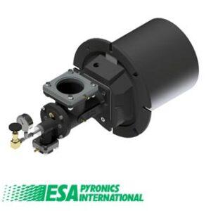 EXDF - Dual Fuel Burners ESA Pyronics