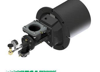 EXDF – Dual Fuel Burners ESA Pyronics