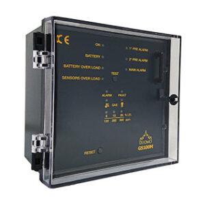 GS100M - 1 Channel Gas Detection Controller