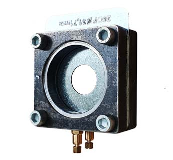Orifice flow meters