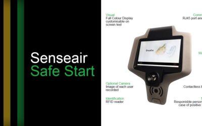 Alcohol Screening System – Senseair Safe Start