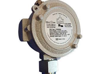 SG895 – ATEX Gas Sensor (Detection of 10+ Gases)