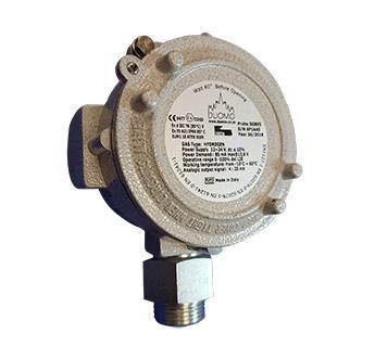 SG895 - ATEX Gas Sensor (Detection of 10+ Gases)