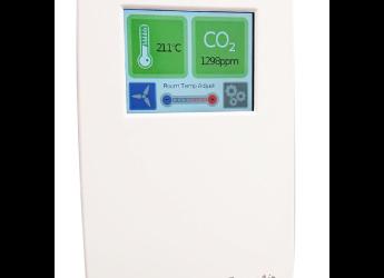 tSENSE EFA – Senseair CO2 and Temperature controller