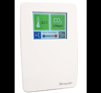 SENSE EFA - Senseair CO2 and Temperature controller