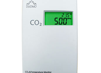 TLD1 – Carbon Dioxide & Temperature Monitor
