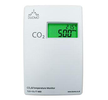 TLD1 - Carbon Dioxide & Temperature Monitor