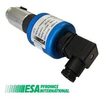UV2 Flame Detector - ESA Pyronics