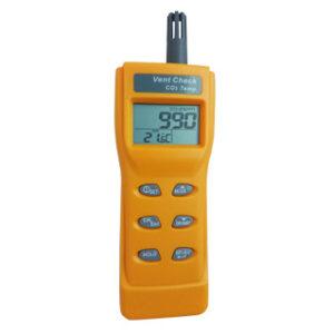 Vent Check - Portable CO2 & Temperature Sensor